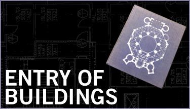 entry of buildings graphic